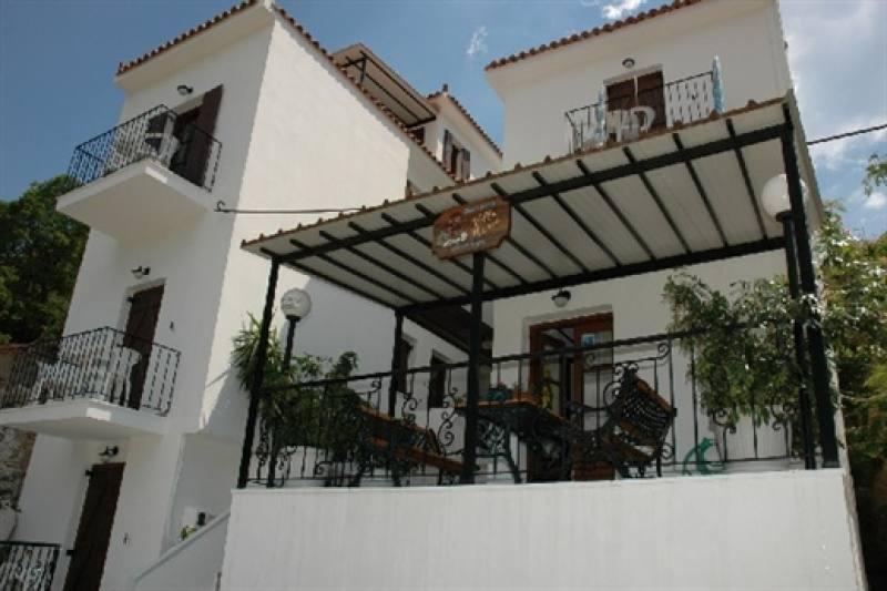Appartementen Villa Maria - Kokkari - Samos